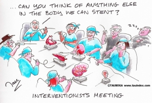 Interventionist's meeting