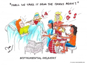 Instrumental delivery
